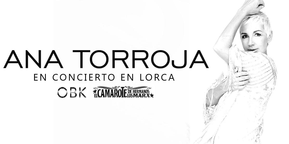 Ana Torroja en Lorca