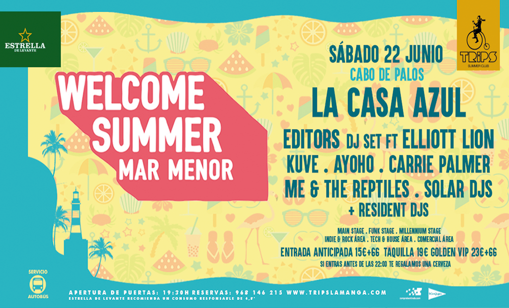 welcome-summer-mar-menor-2019